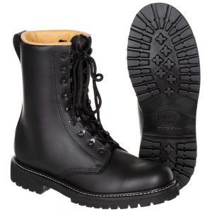 Kanady, vysoká obuv