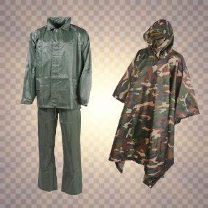 Nepremokavé oblečenie